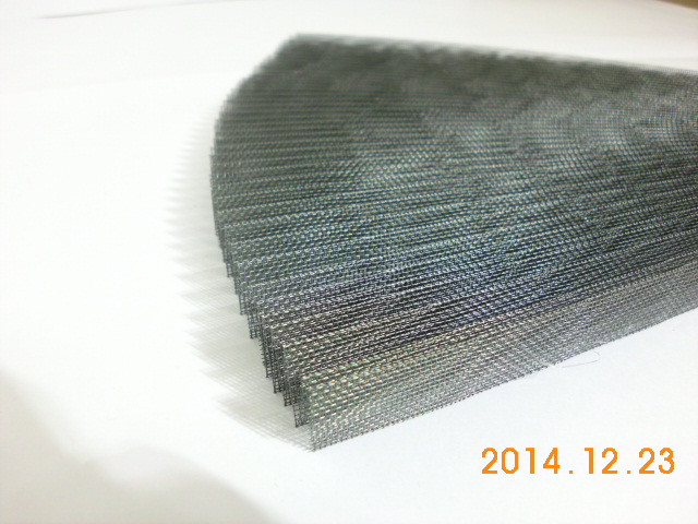 6 rete plisse chiara